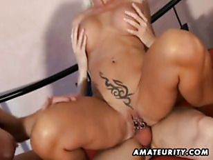 Picture Homemade Threesome With Milf