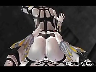 3d babe gets fucked by a giant