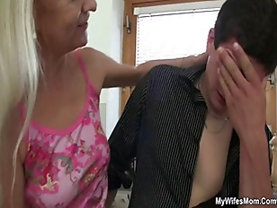 Picture Wife Finds Out That Her Mom Seduced Son-in-l...