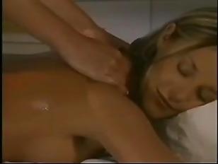 Lesbian Massage and Play