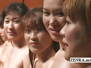 Subtitled nudist Japan instrum