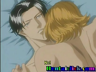 Blonde anime gay hot asshole f