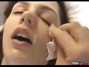 Teen Sextape With Cumshot In H