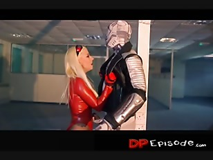 Picture A Heroes And Villains XXX Parody Series - Ep...
