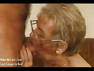 Her first fuck in 50 years