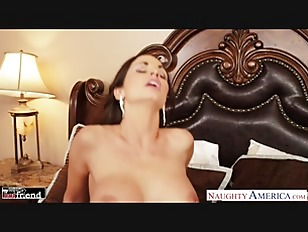 Picture Chesty Brunette Babe Ashley Sinclair Fucking