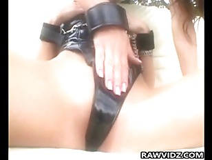 Two BDSM Babes And A Well Hung