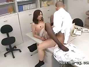 asian hot babe get fuck in off
