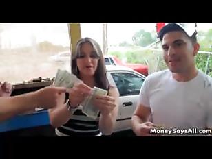 Booty bribe