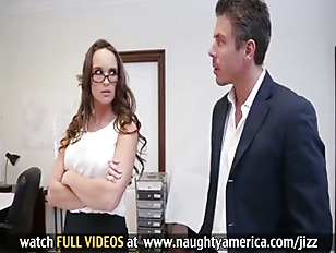 Picture Teal Conrad Gets Fucked By Her Boss For Bein...