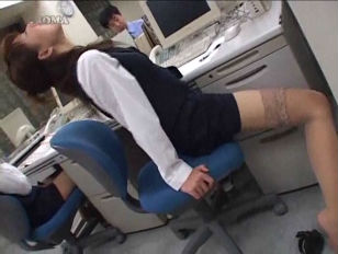 Hidden Desires Of Office Ladie