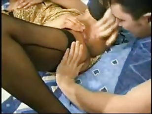 french hotel threesome