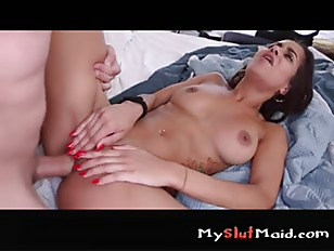 Picture Brazilian Maid Undressed And Fucked P6