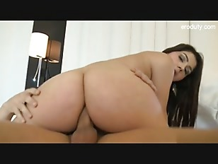 Picture Hot Brunette Babe Likes To Anal Fuck