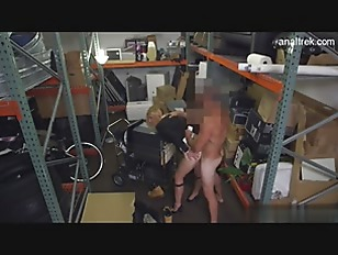 Picture Bonde Chick Gets Fuck In Storage