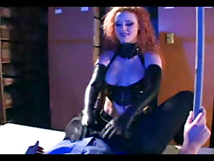 Picture Redhead Fucking In Gloves And A Latex Unifor