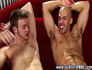 Pornstar Austin Wilde ass fuck