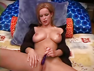 Picture Pretty Blonde Giving Blowjob