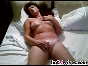 Busty amateur sex scene