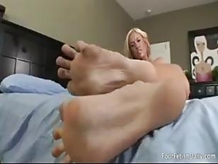 Picture Victoria White Footjob
