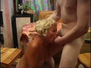 Picture Mature And Young Boy 2
