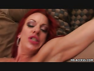 Picture Mature Redhead Shannon Kelly Loves Rough Ana...