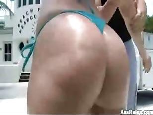 Alexis Texas Booty Bounce