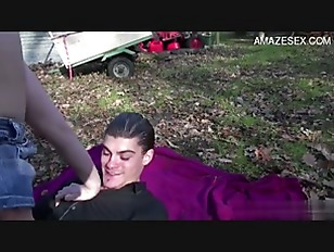Picture Young Amateur Outdoor Sex Play