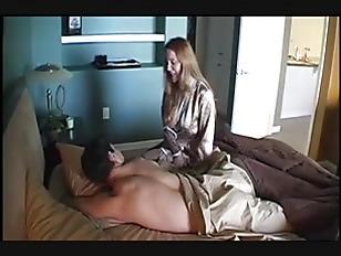 Milf Seduces Young Man