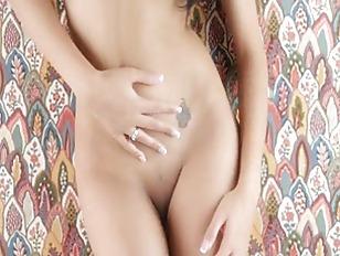 Amazingly skinny body undress