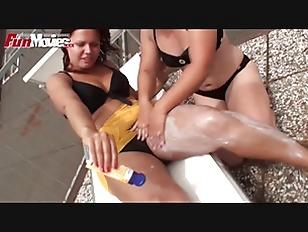 FUN MOVIES Busty Amateur Lesbi