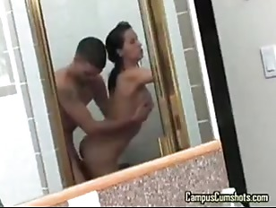 College Coed Shower Fuck & Squ