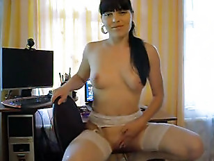 Picture Beautiful Girl Plays Wth Dildo