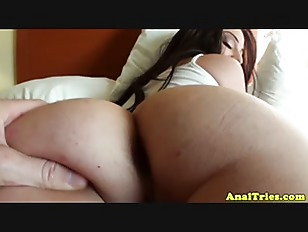 Anal loving amateur gf with a