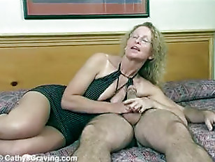 Picture Cathy Manages A Fat Cock