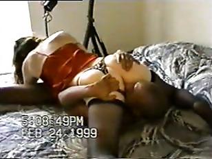 Cindy McDowells Interracial Ad