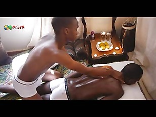 African Tribal Erotic Massage
