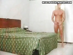 Picture Two Amateur Hunks Doggystyle Fucked