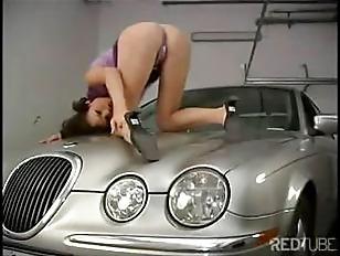 Perfect nymphet masturbating o