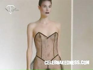 Celebnakedness models naked on