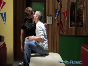 Gay Boys In Their Dorm Room