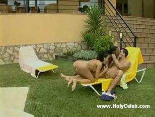 Picture Nacho Vidal Screws Two Hot Black Women