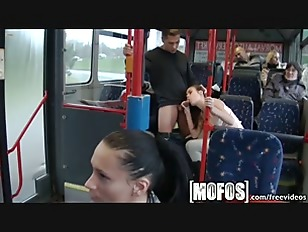 Picture Mofos - Bonnie Shai Gets Pounded On The Bus