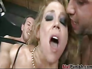 Picture Nikki Gets Fucked Hard And Abused