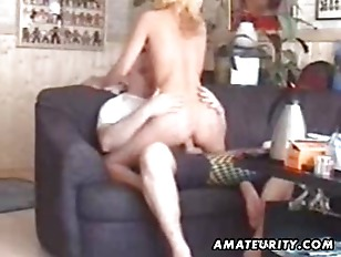 Picture Blonde Amateur Girlfriend Sucks And Fucks At...