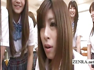 Subtitles Japan schoolgirl mis