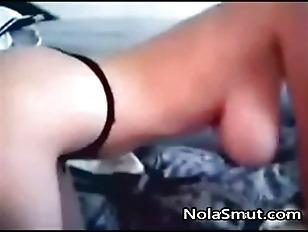 Slut Wife Showing Her Big Tits