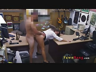 Picture PawnShop Owner Gave Her The Option Of Taking...