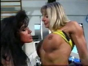 Picture Big Clit Muscular Lesbians