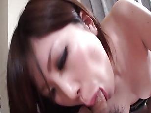 Cocksucking japanses babe ride
